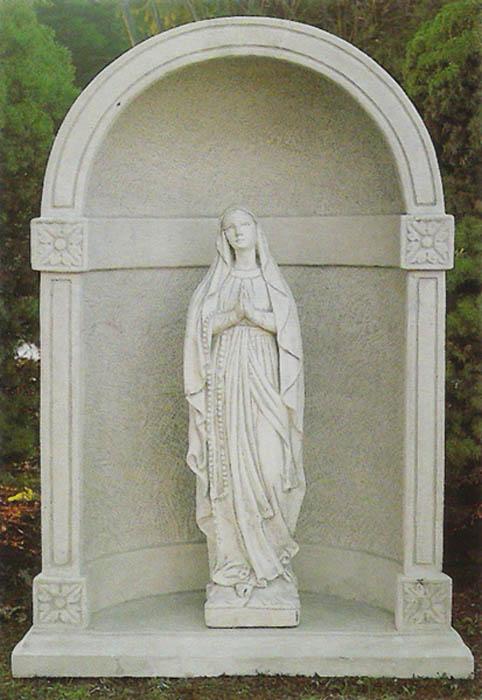 Mattstone marble composite Religious Statues